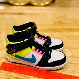 Nike Air Neon Multi Colorway Patent Leather